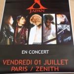 Poster X Japan
