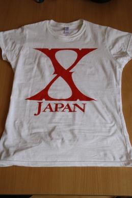 Tee-shirt X Japan