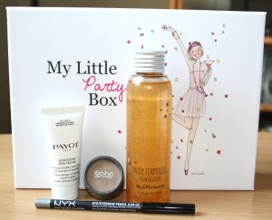 Produits de beauté My Little Party Box