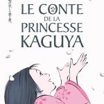 """Affiche du film """"Le Conte de la princesse Kaguya"""""""