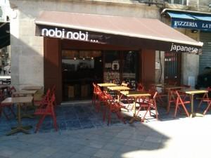 Devanture du Nobi Nobi